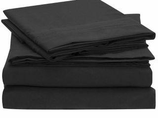 Byourbed Microfiber Bed Sheet Set