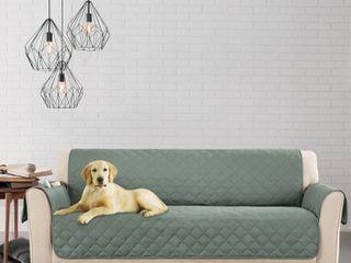 Sure Fit Microfiber Non Slip Sofa Pet Furniture Protector