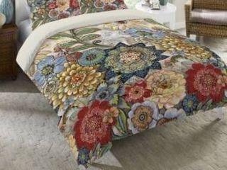 Boho Bouquet King Comforter Retail 189 99