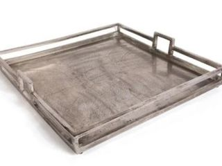 Florian Nickel Aluminum Tray  Retail 107 99