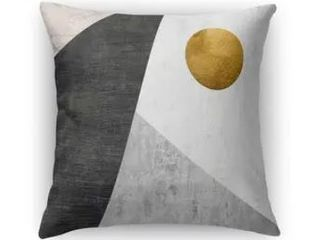 Kavka Designs  Night Moon Accent Pillow with Insert  Set of 2