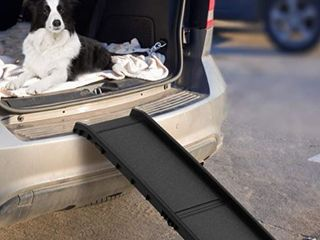 Bi Fold Portable Dog Ramp by Petmaker  Retail 77 98