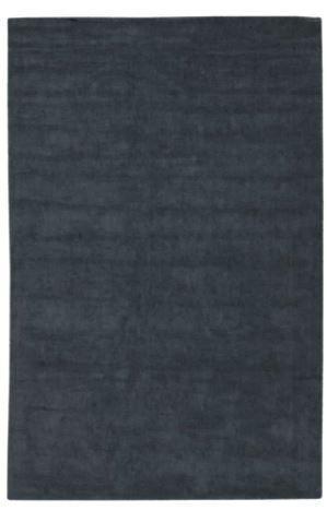Gloria Black Area Rug by Chandra Rugs 5 x7 6   Minimal Paint on Back Corner Underneath Rug  Retail 654