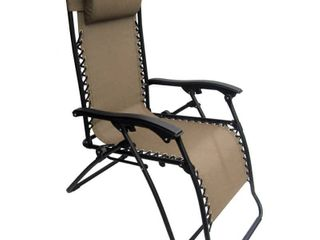 Infinity Zero Gravity Chair   Beige