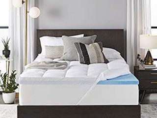 Sleep Inovations 4 inch mattress topper
