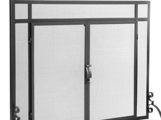 plow and hearth large flat guard with doors