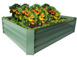 Zizin 35 3 4 l  12  H    Green  Planters Box   not Inspected