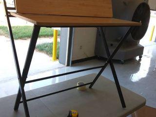 36 x32  work table  damaged