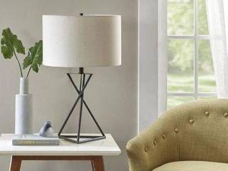 Apollo black table lamp by hampton hill