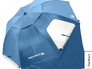 Blue Sport  Brella UPF 50