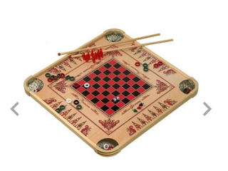 Carrom Game Board   lots of different Games
