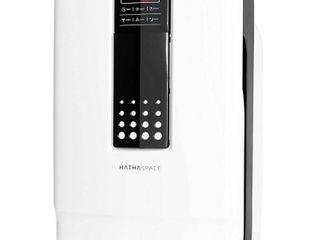 hatha space smart true hepa air purifier model hsp001