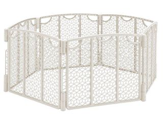 Evenflo Versatile Play Space Gate   Cream Retail   129 97