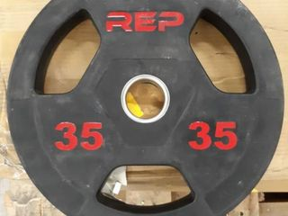 REP 35lb Weight for Bar