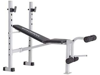 Weider Weight Bench Total Body Training