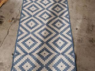 nuloom Dawn Blue Area Rug 2 x8