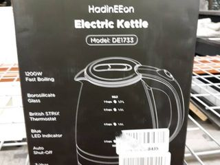 HadinEEon Electric Kettle Model DE1733