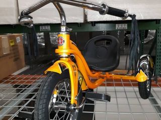 Schwinn Tricycle Orange Yellow
