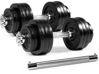 Yess 4 All Adjustable Dumbbells  5 and 8 Pounds per Dumbbell Factory sealed but we broke the seals for Inspection