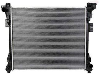 Klimoto Radiator   fits Chrysler Town and Country Dodge Grand Caravan Volkswagen Routan 3 6l 3 8l 4 0l V6   Replaces CH3010345 4677751AA 4677755A 4677755AE 4677755AE