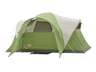 Coleman Montana Tent 12ft by 7ft fits 6 persons
