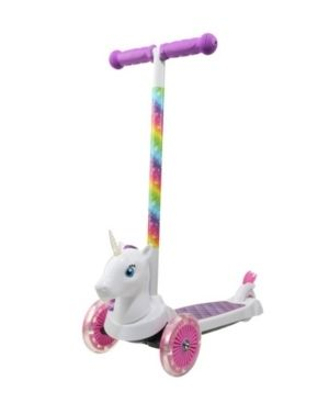 Dimensions 3D Unicorn Tilt   Turn Scooter