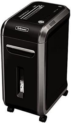 Fellowes Powershred 99Ci 100  Jam Proof Cross Cut Paper Shredder
