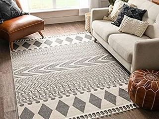 colca wool rug west elm 8 3 FT by 5 FT