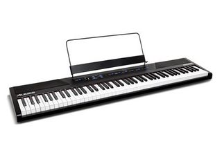 Alesis Recital  7C 88 Key Beginner Digital Piano with Full Size Semi Weighted Keys Retail   889 99