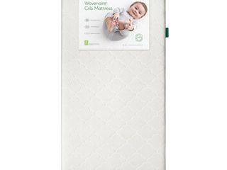 Infant Newton Baby 2 Stage Washable Crib Mattress  Size One Size   White