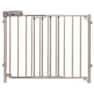 Evenflo Secure Step Top of Stairs Metal Gate  29 42
