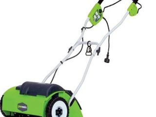 Greenworks 14  10 amp path electric dethatcher
