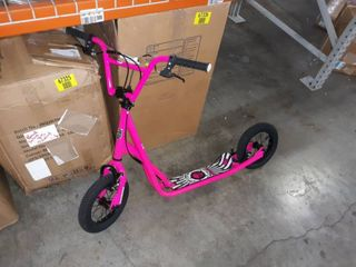 Mongoose girl s scooter bike