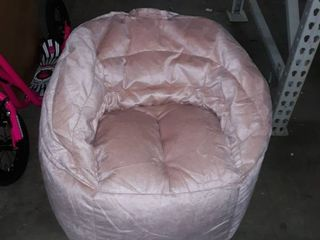 Pink Big Joe BeanBag Chair