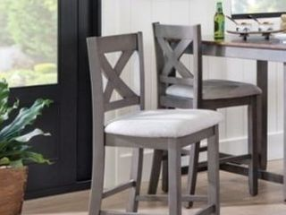 2 chairs from the Home Furnishings Century Dining Set