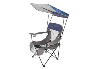 Kelsyus Original Canopy Chair   Royal Blue