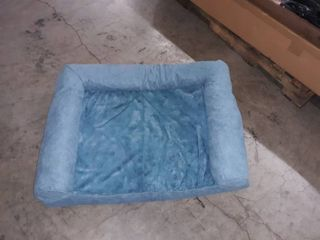 Blue dog Bed