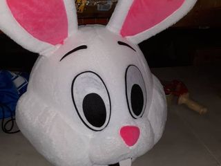 Full Body Easter Bunny Costume