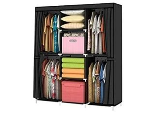 Youud Portable Closet in Gray