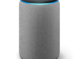 Amazon Echo Plus Smart Speaker with Alexa and Built In Smart Home Hub  2nd Generation    Heather Gray