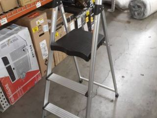 Rubbermaid Three Step ladder