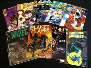 Marvel Sub Mariner Vol 1  No  1  Green Hornet Vol