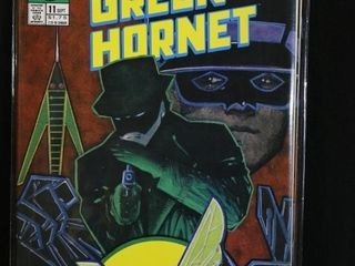 Qty 5  Green Hornets Vol 1  No  11