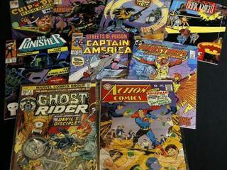 Superman Action Comics No  357  Ghost Rider No  8