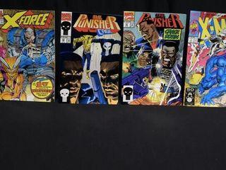 Marvel The Punisher No  60 and No  61  DC Vertigo