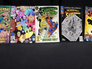 DC Supergirl No  685  Marvel Silver Surfer No  75