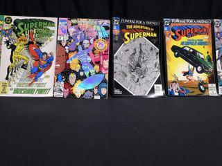 Supergirl No  685 1993  Silver Surfer Vol 3  No