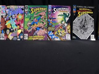 DC Superman No  17  No 73  No  74  No  498
