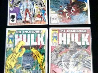 The Incredible Hulk No  324  341  343  346