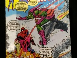 The Amazing Spider Man Vol 1  No  122